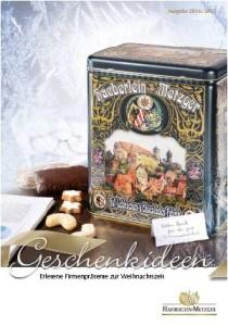 Haeberlein & Metzger Cover