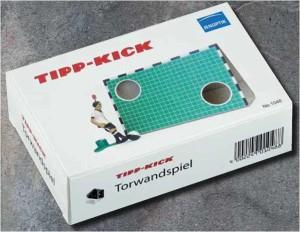Tipp-Kick Torwandspiel